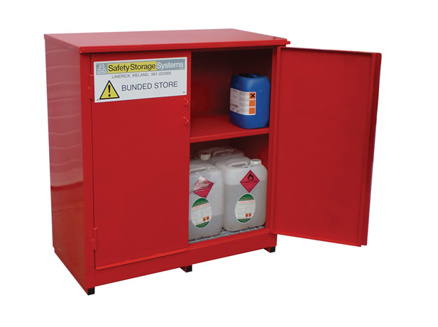 Quality Chemical Storage Solutions | Safety Storage Systems