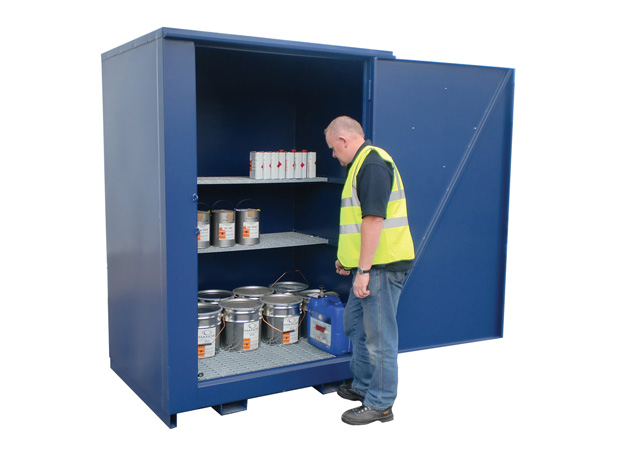 Chemical Cabinets | Chemical Cabinets Off the Shelf & Made to Order