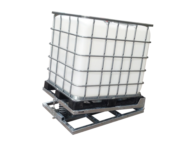 Ibc Container Tilter Ibc Drum Tipper