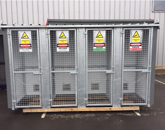 Chemical Stores | Bunded Chemical Storage Units | View Storage Range